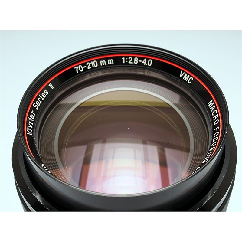 Vivitar 70-210mm F2.8-4 Series 1 - Canon FD Thumbnail Image 1
