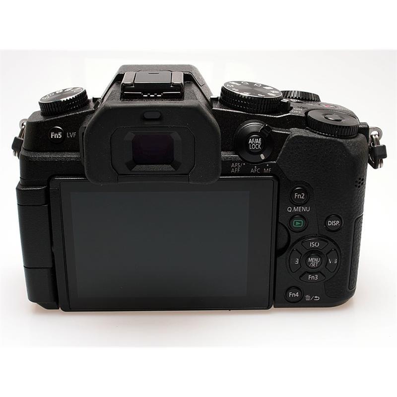 Panasonic G80 Body + BGG1 Grip Thumbnail Image 1