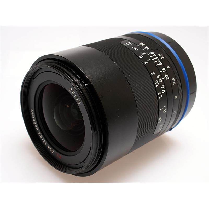 Zeiss 21mm F2.8 Loxia - Sony E Thumbnail Image 0