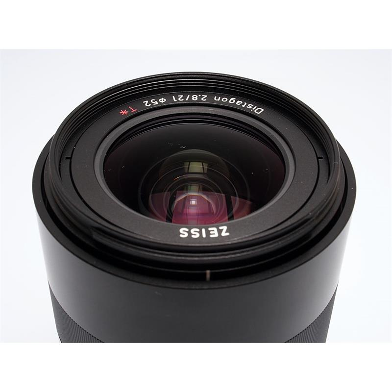 Zeiss 21mm F2.8 Loxia - Sony E Thumbnail Image 1