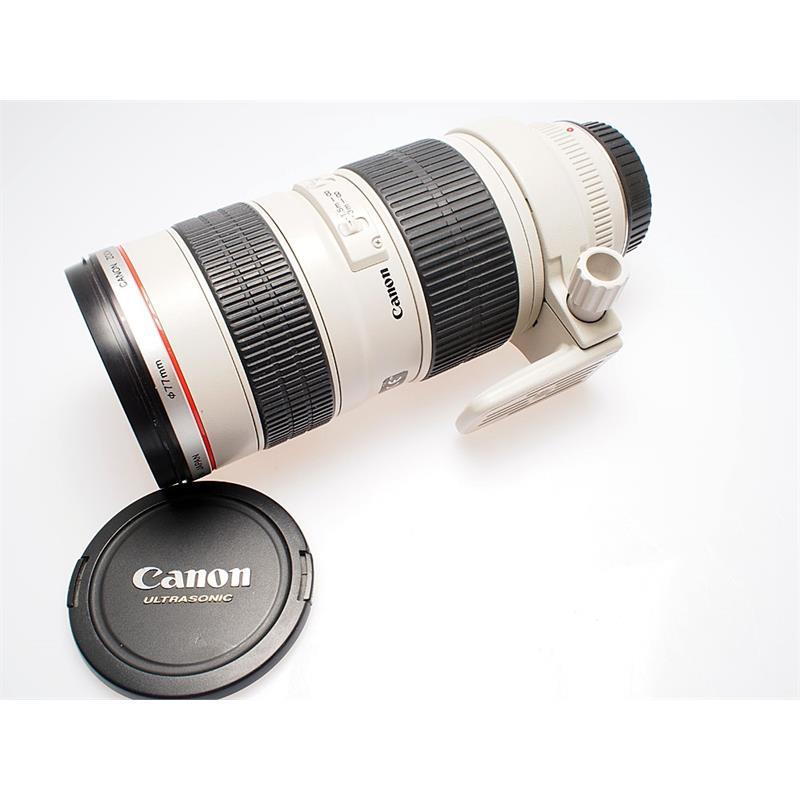 Canon 70-200mm F2.8 L USM Thumbnail Image 0