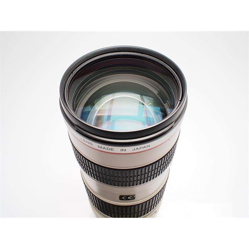 Canon 70-200mm F2.8 L USM Thumbnail Image 1