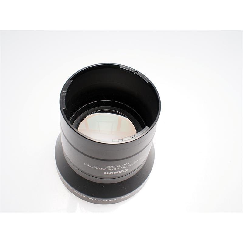 Canon LA-DC58E ADapter + WC-DC58A Wide Convert Thumbnail Image 2