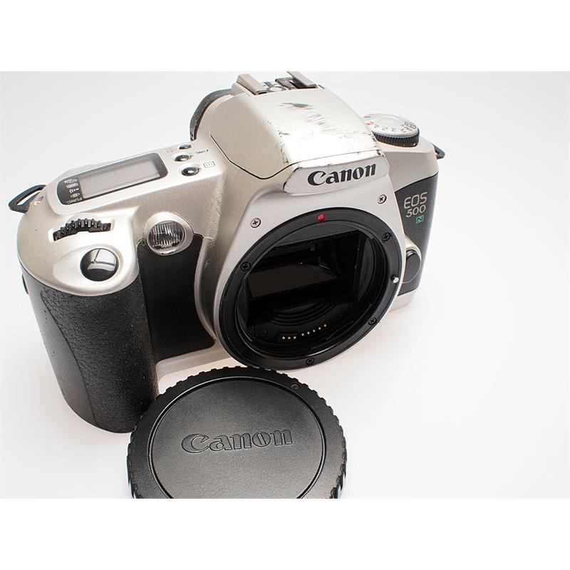 Canon EOS 500N Body Only Thumbnail Image 0
