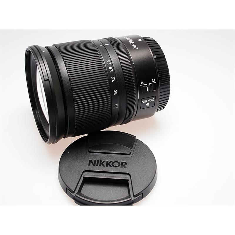Nikon 24-70mm F4 S Z Thumbnail Image 0
