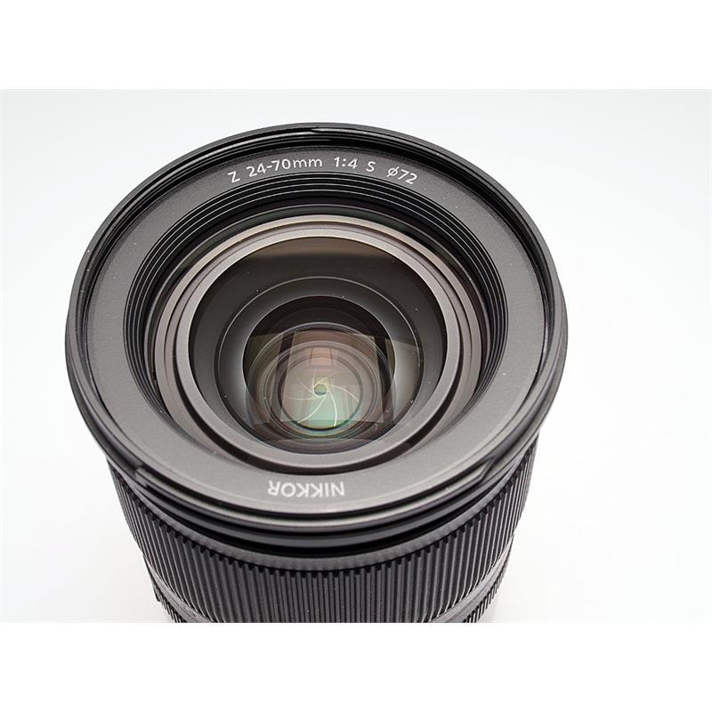 Nikon 24-70mm F4 S Z Thumbnail Image 1