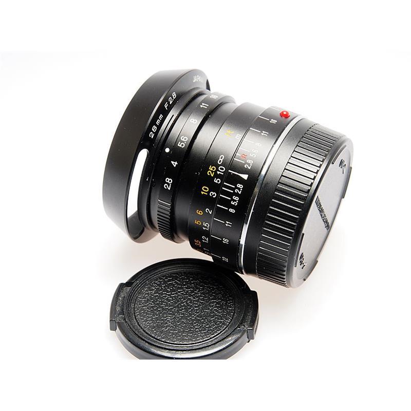 Minolta 28mm f2.8 M Rokkor Thumbnail Image 0