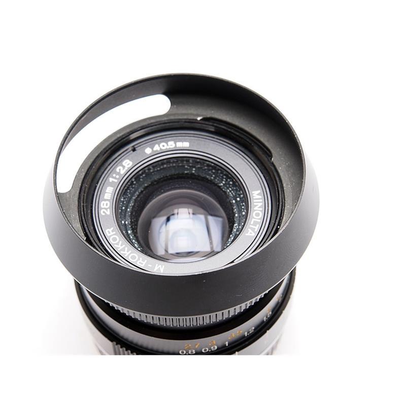 Minolta 28mm f2.8 M Rokkor Thumbnail Image 1