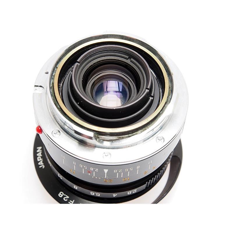 Minolta 28mm f2.8 M Rokkor Thumbnail Image 2