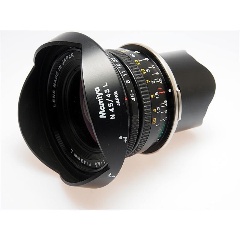 Mamiya 43mm F4.5 L  Thumbnail Image 0
