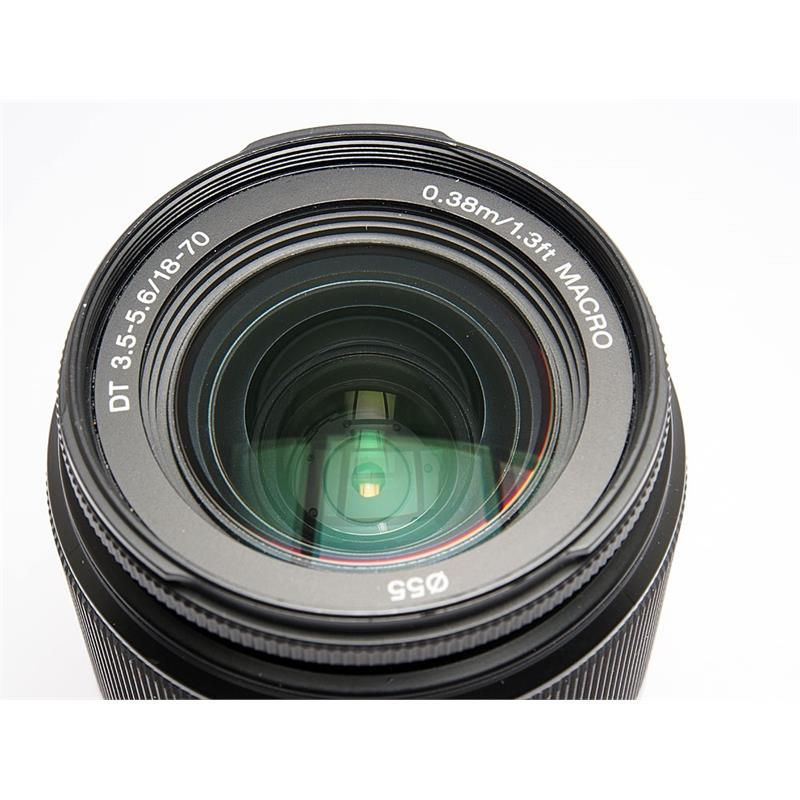Sony 18-70mm F3.5-5.6 DT Thumbnail Image 1