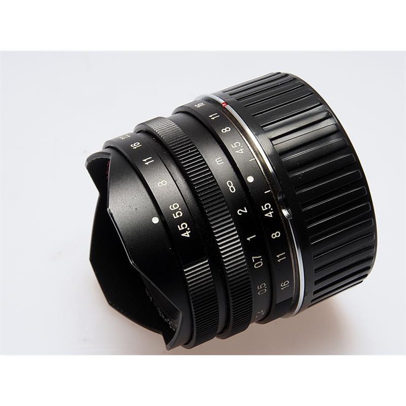 Voigtlander 15mm F4.5 + Finder Thumbnail Image 0