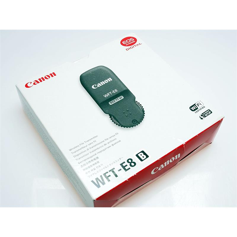Canon WFT-E8 Wireless File Transmitter Thumbnail Image 2
