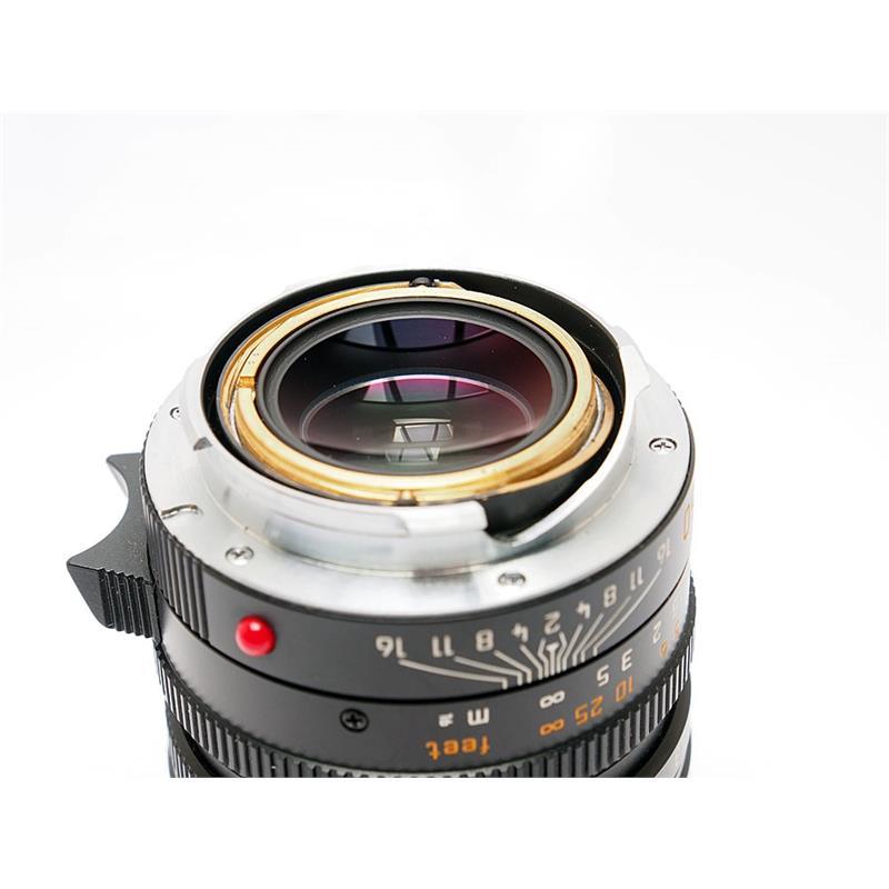 Leica 50mm F1.4 Asph M Black 6bit Thumbnail Image 2