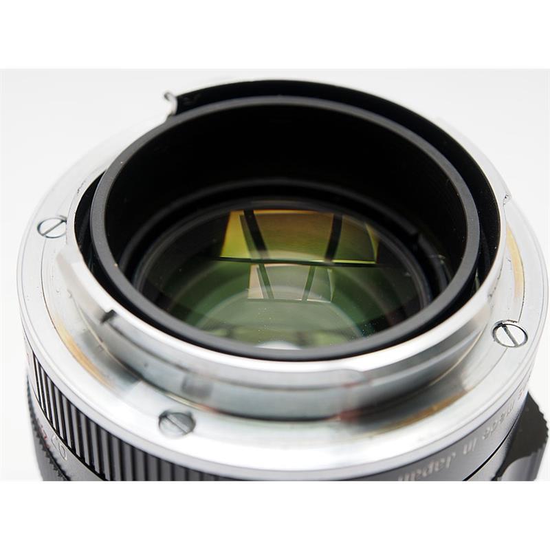 Zeiss 50mm F2 ZM - Black Thumbnail Image 2