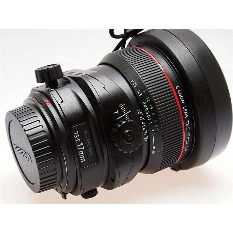 Canon 17mm F4.0 L TSE Thumbnail Image 0