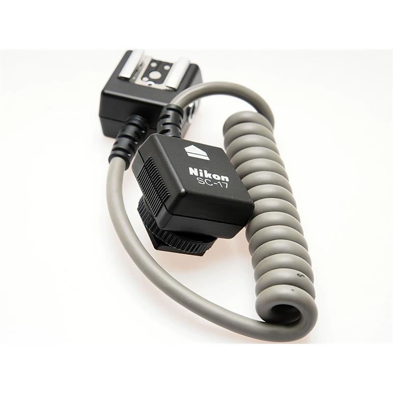 Nikon SC17 Flash Cord Image 1