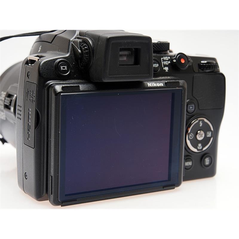 Nikon Coolpix P500 Thumbnail Image 2