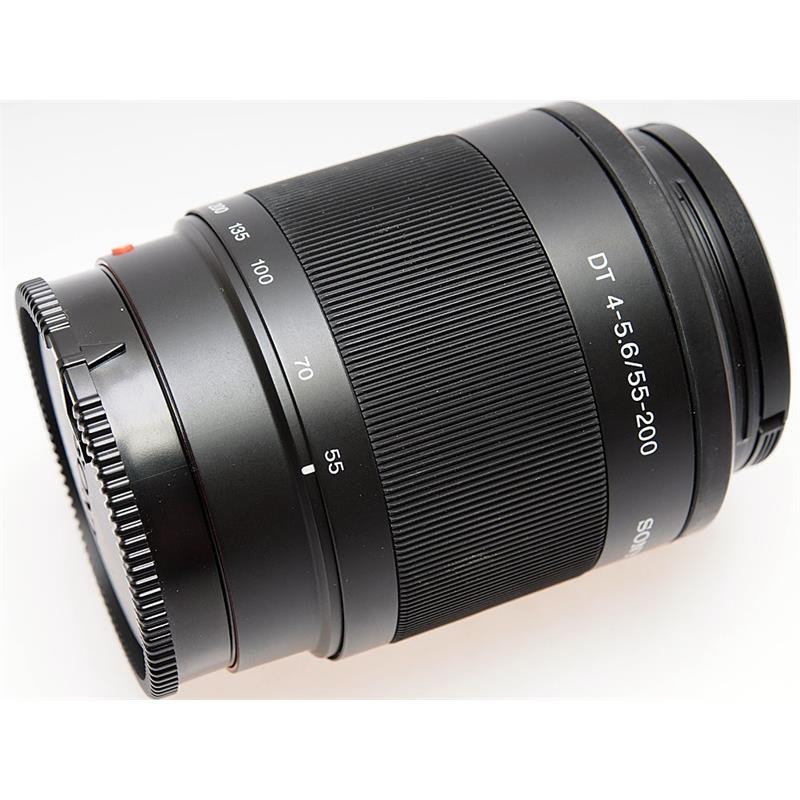 Sony 55-200mm F4-5.6 DT Thumbnail Image 0