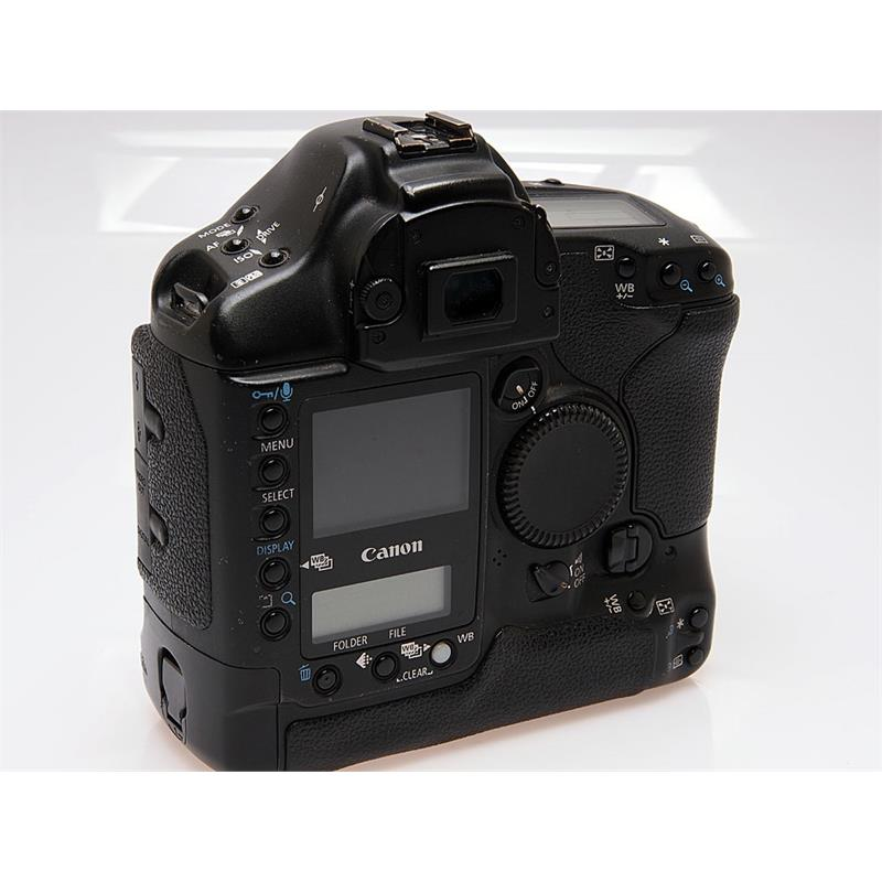 Canon EOS 1DS II Body Only Thumbnail Image 2