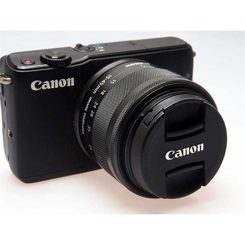 Canon EOS M10 + 15-45mm Thumbnail Image 0