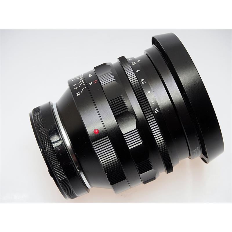 Voigtlander 50mm F1.1 VM Nokton Thumbnail Image 0