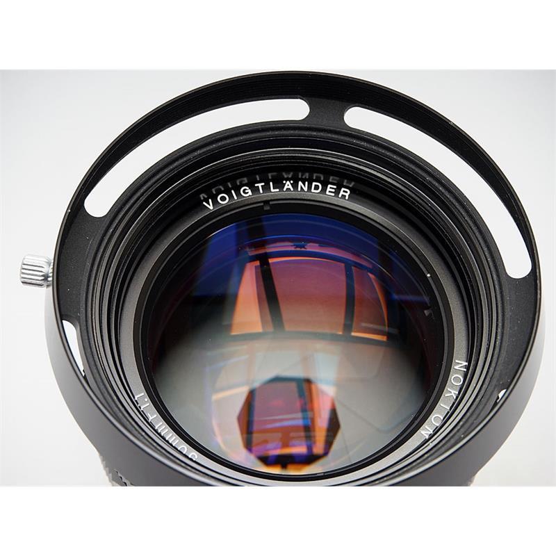 Voigtlander 50mm F1.1 VM Nokton Thumbnail Image 1
