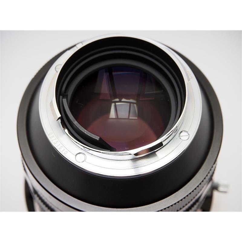 Voigtlander 50mm F1.1 VM Nokton Thumbnail Image 2