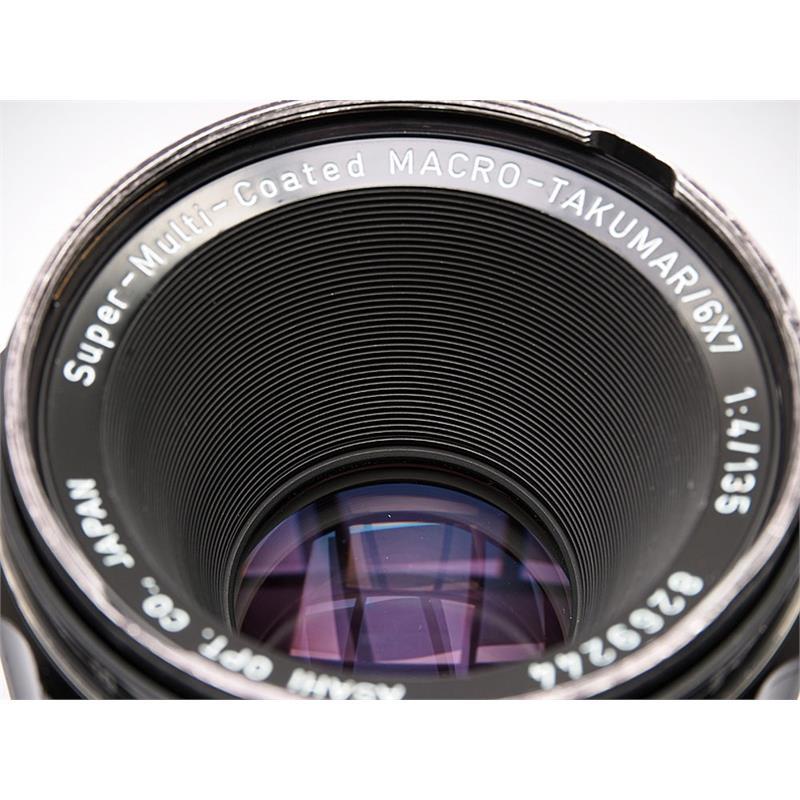 Pentax 135mm F4 Macro Takumar Thumbnail Image 1