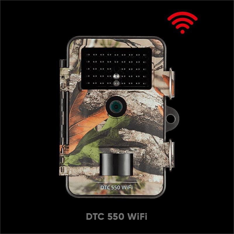 Minox DTC 550 Trail Camera  (WiFi)    Image 1