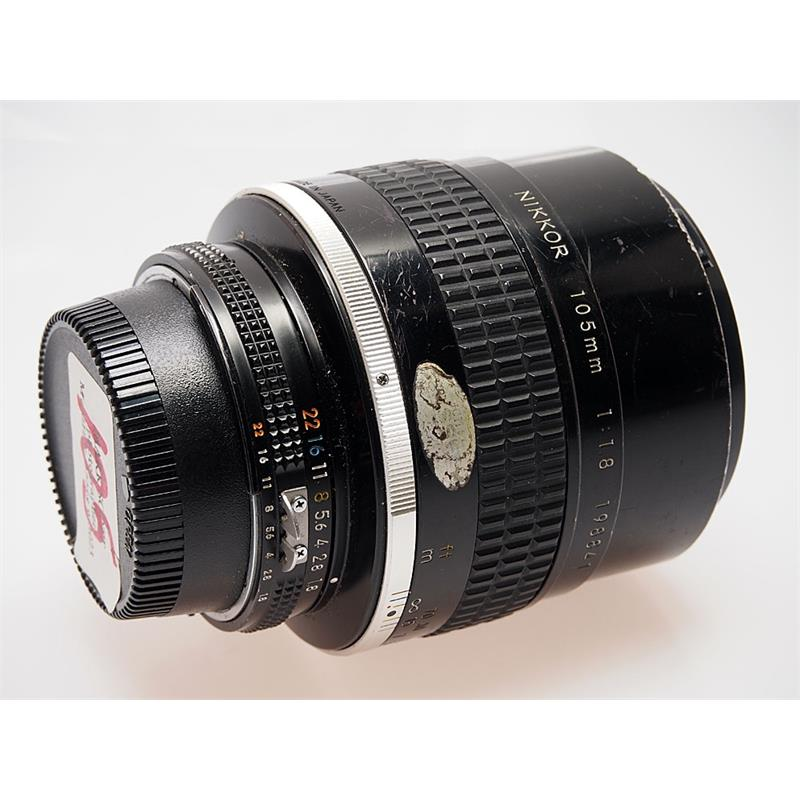 Nikon 105mm F1.8 AIS Thumbnail Image 0