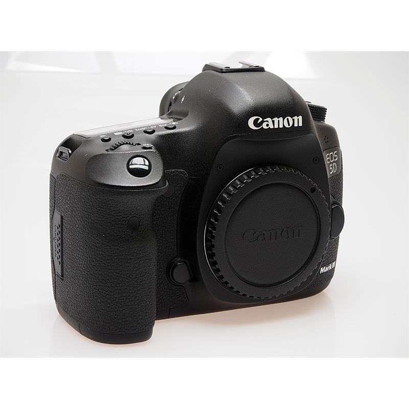 Canon EOS 5D III Body Only Thumbnail Image 0