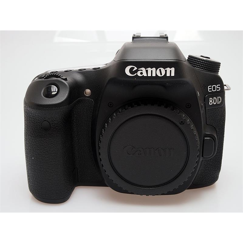 Canon EOS 80D Body Only Thumbnail Image 0