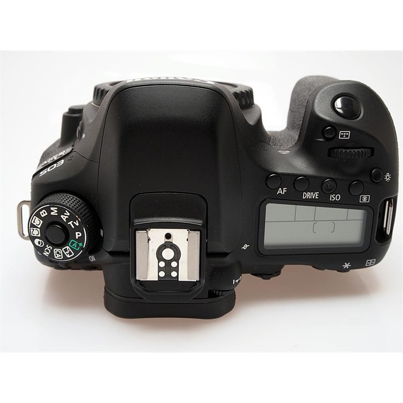Canon EOS 80D Body Only Thumbnail Image 2