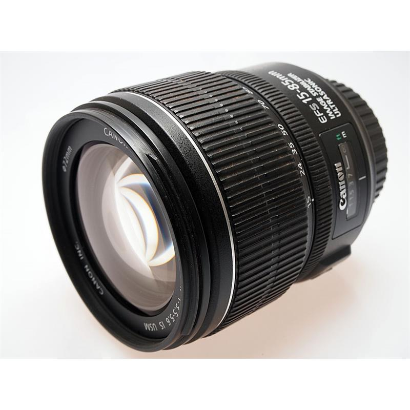Canon 15-85mm F3.5-5.6 IS USM Thumbnail Image 0