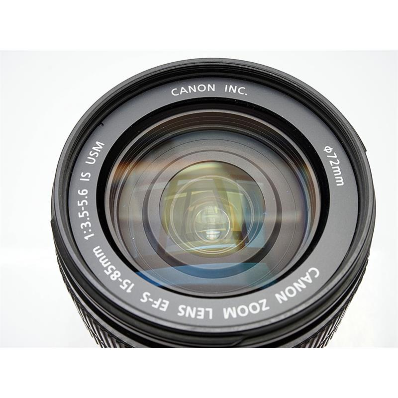 Canon 15-85mm F3.5-5.6 IS USM Thumbnail Image 1