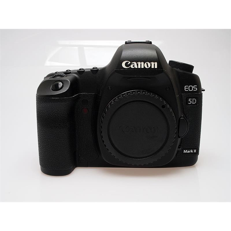 Canon EOS 5D II Body Only Thumbnail Image 0