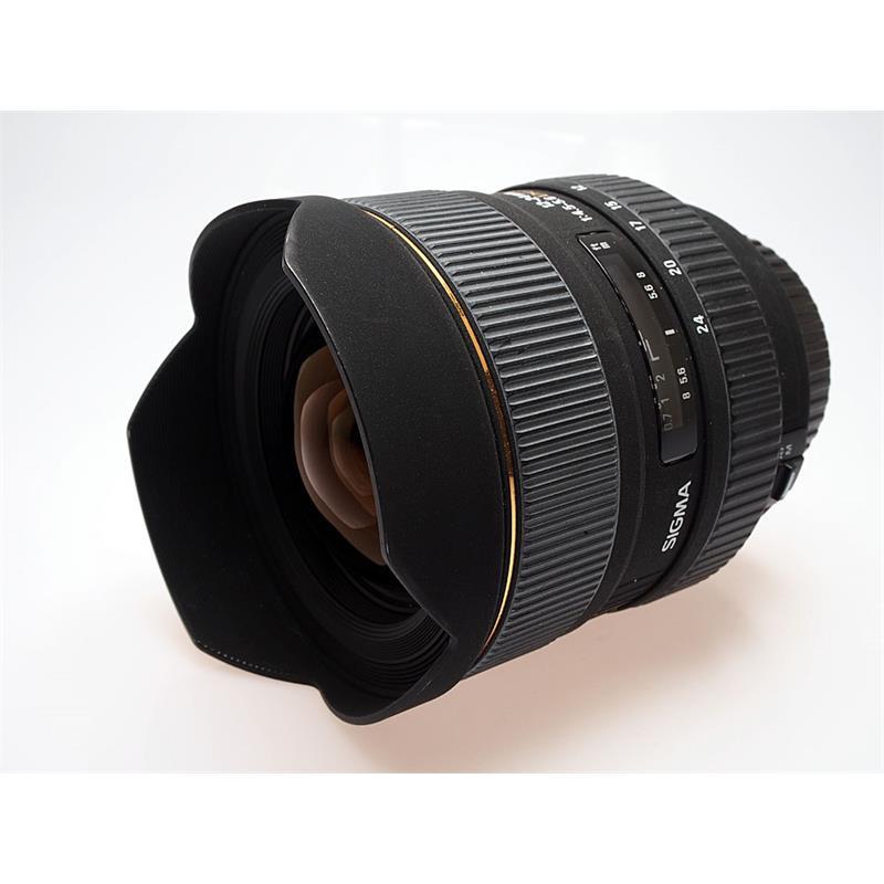 Sigma 12-24mm F4.5-5.6 EX DG HSM - Canon EOS Thumbnail Image 0