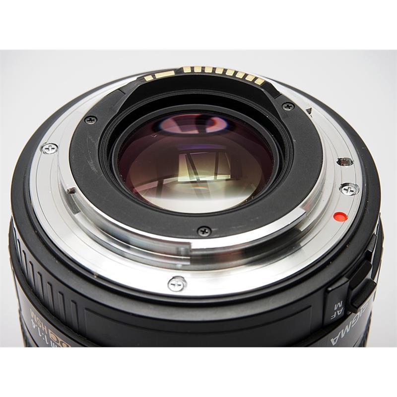 Sigma 30mm F1.4 EX DC HSM - Canon EOS Thumbnail Image 2