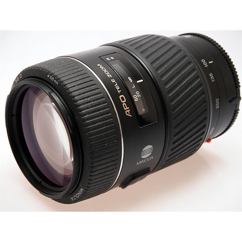 Minolta 100-300mm F4.5-5.6 Apo D Thumbnail Image 0