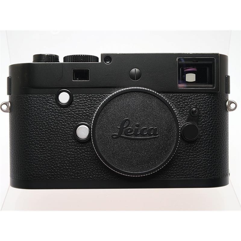 Leica M Monochrom (Typ 246) Body Only - Black Thumbnail Image 0