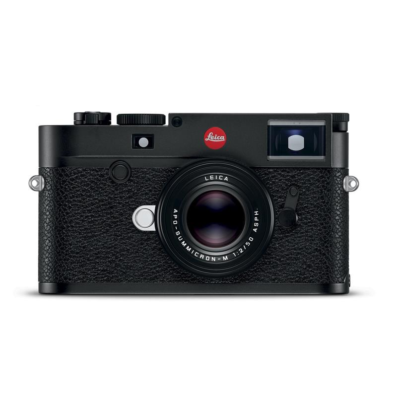 Leica M10-R Body Only - Black Chrome Thumbnail Image 0