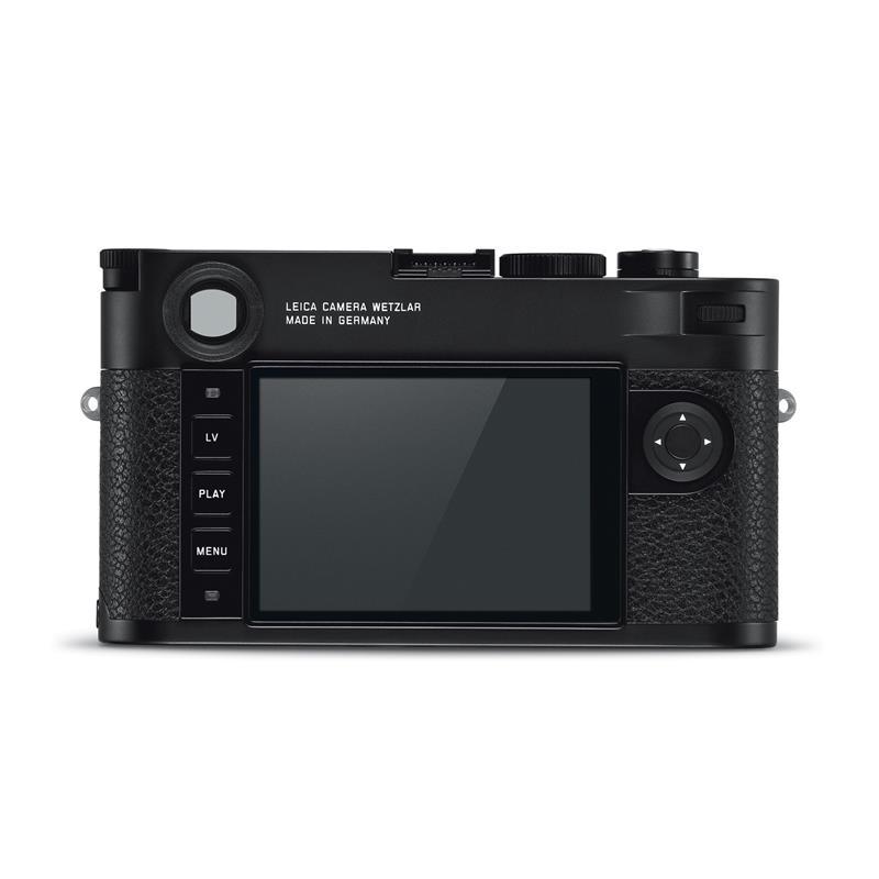 Leica M10-R Body Only - Black Chrome Thumbnail Image 1