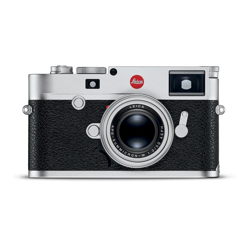 Leica M10-R Body Only - Silver Chrome Thumbnail Image 0