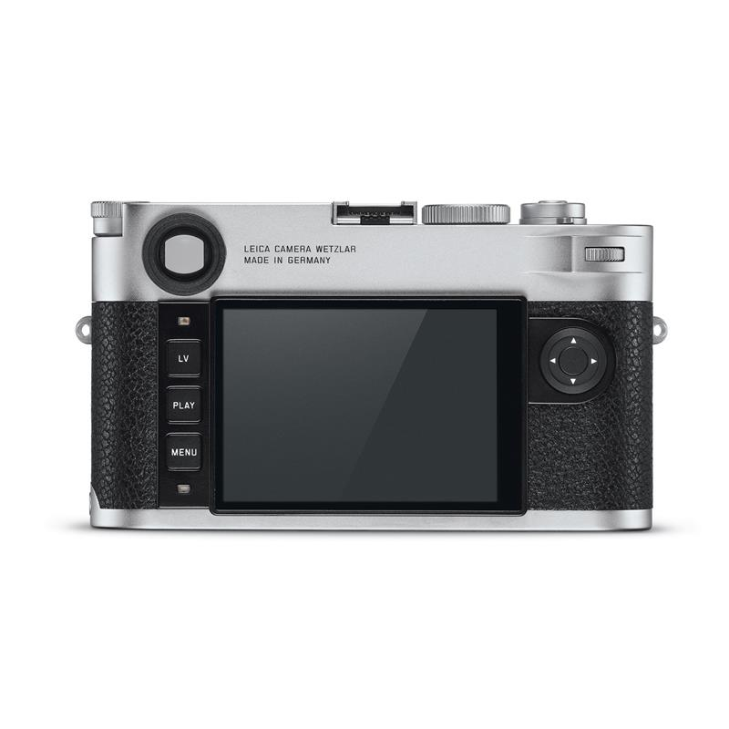 Leica M10-R Body Only - Silver Chrome Thumbnail Image 1