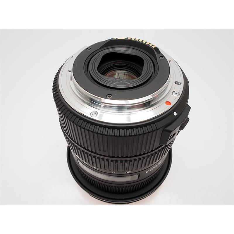 Sigma 10-20mm F3.5 EX DC HSM - Canon EOS Thumbnail Image 2