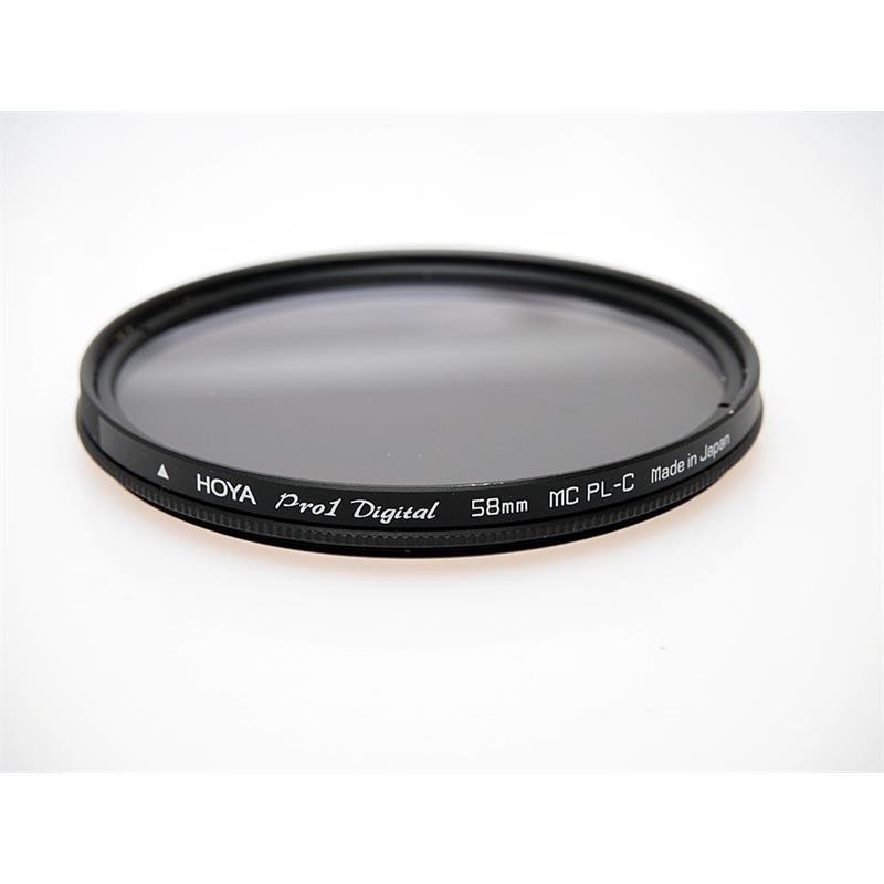Hoya 58mm Pro1 Circular Polariser Image 1