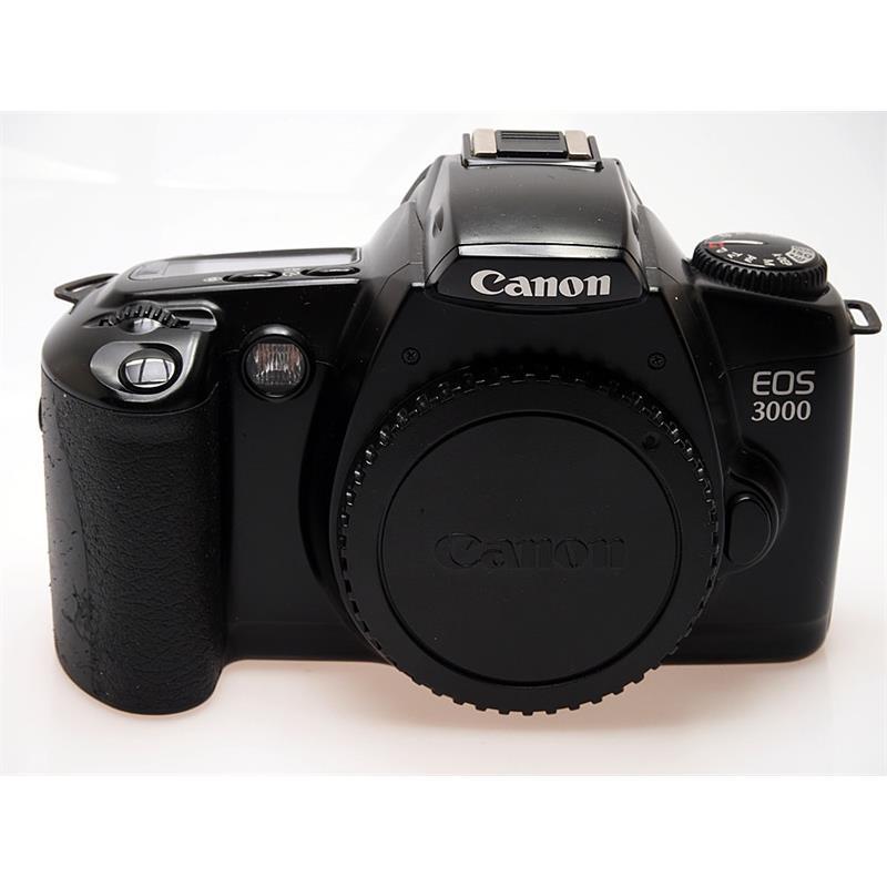Canon EOS 3000 Body Only Thumbnail Image 0