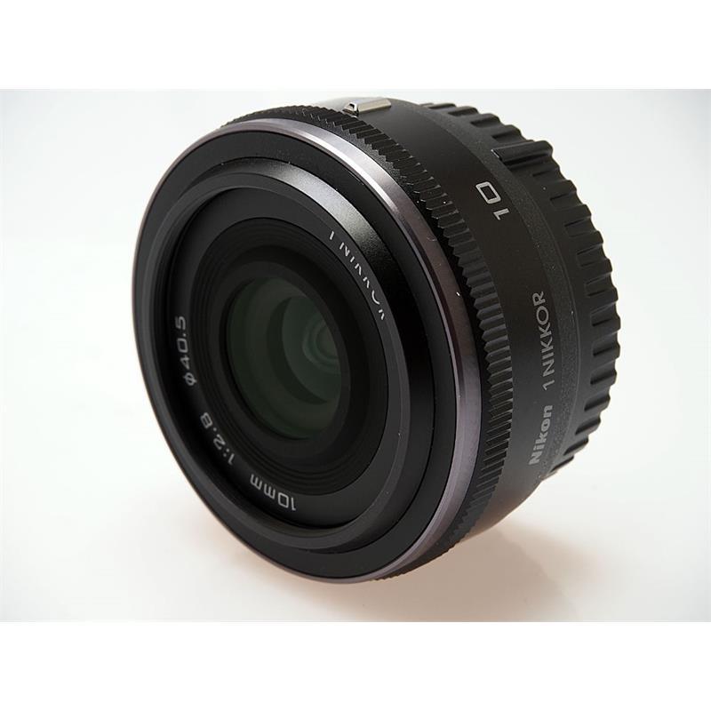 Nikon 10mm F2.8 RF - Black Thumbnail Image 0