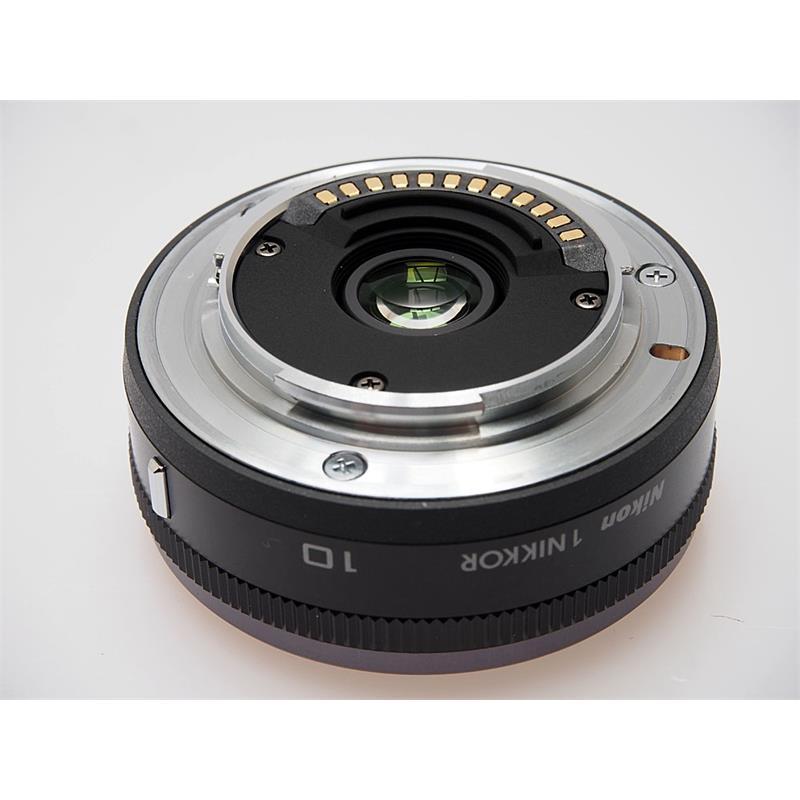 Nikon 10mm F2.8 RF - Black Thumbnail Image 2